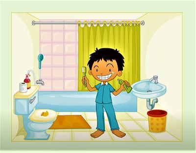 Гігієна хлопчика